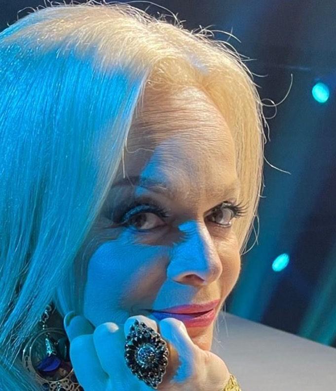 Лариса Долина ответила на критику о собственной внешности
