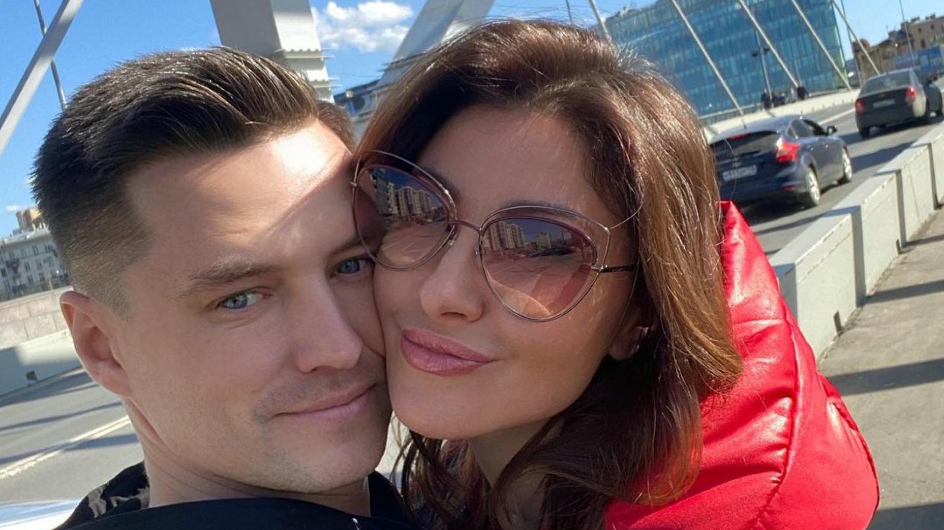 Anastasia Makeeva hospitalized in Moscow