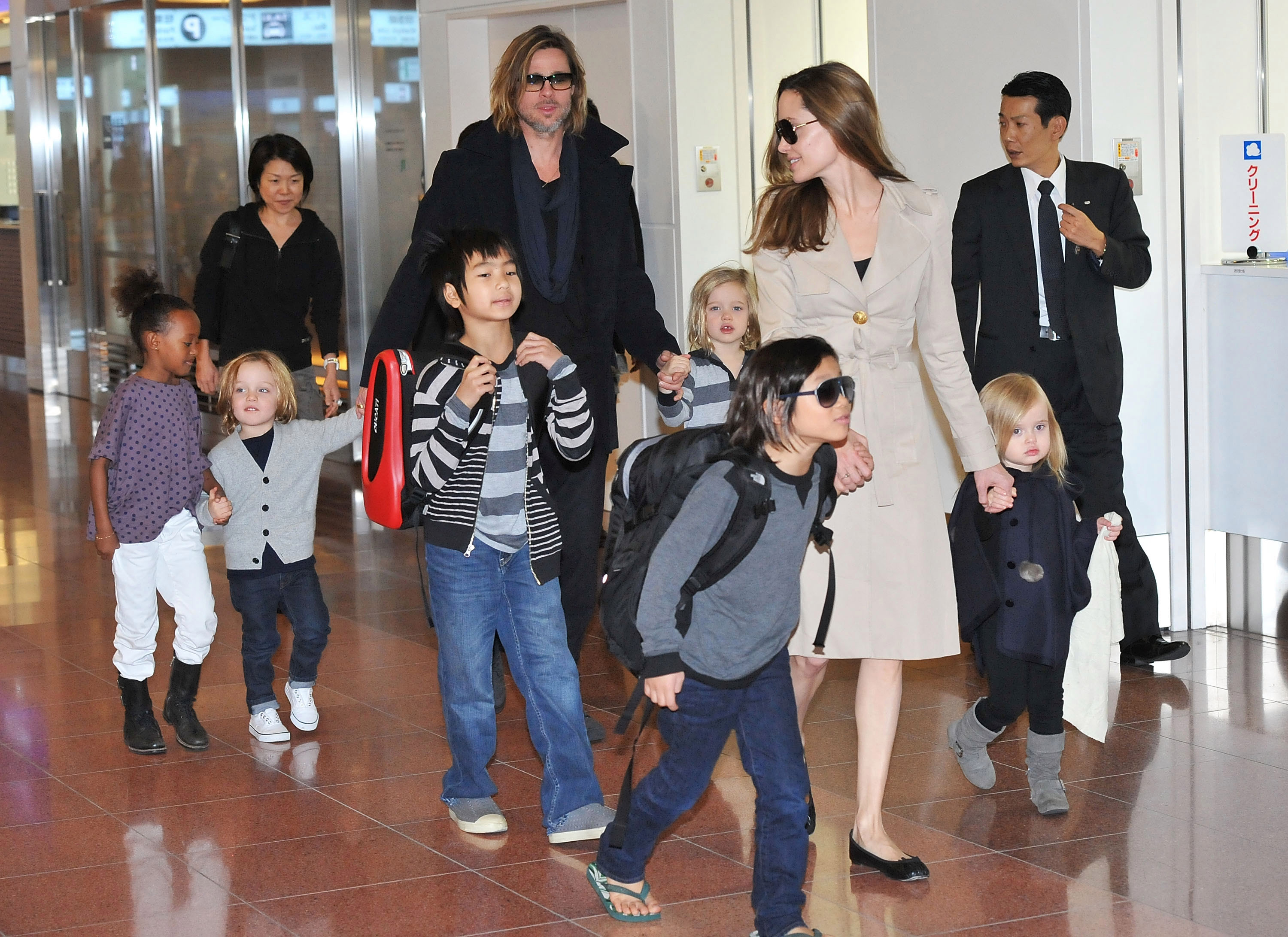 Angelina Jolie finally told why she does not end the conflict with Brad Pitt
