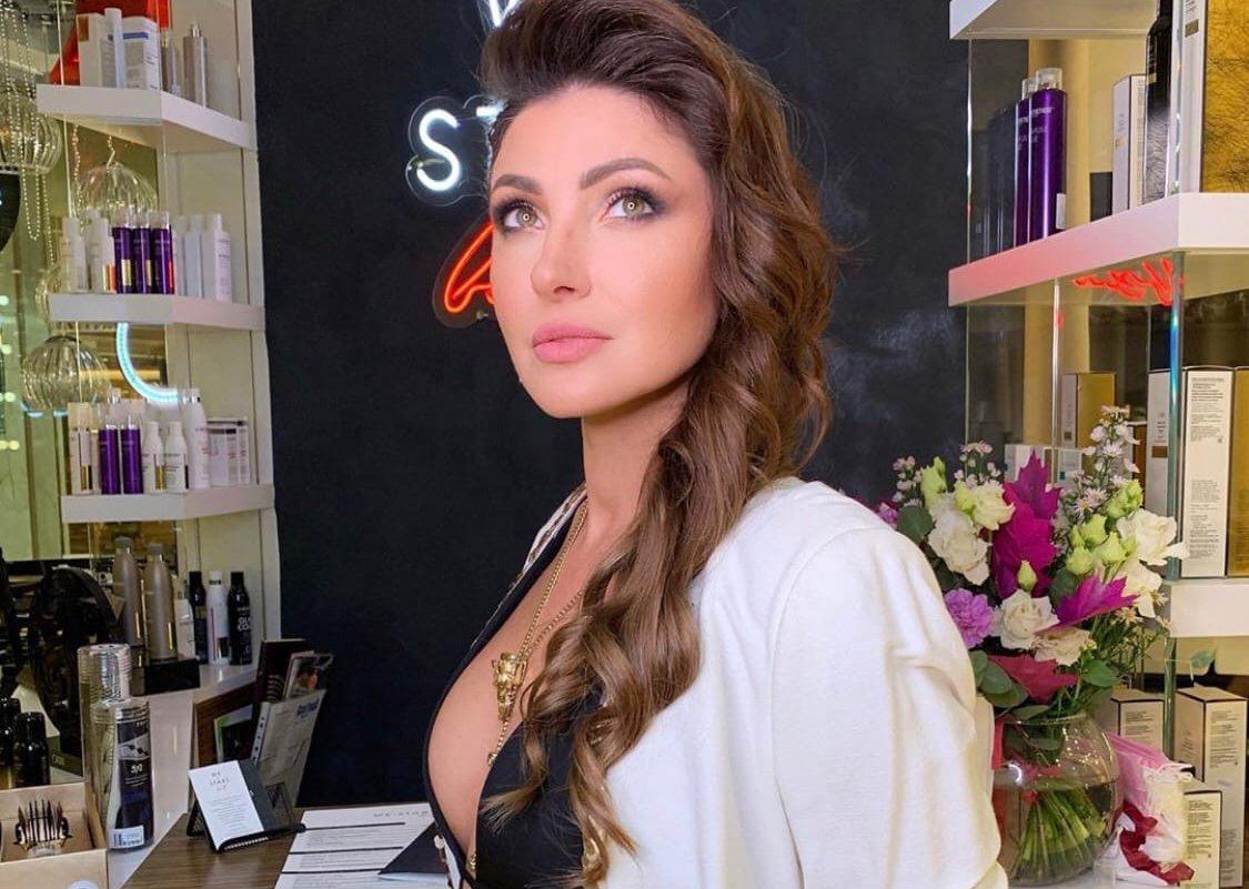 The doctor exposed Anastasia Makeeva's