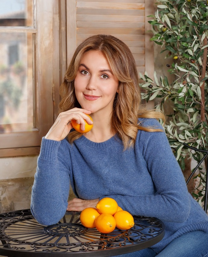 Entrepreneur Yulia Makhova told how not to be afraid of changes in life