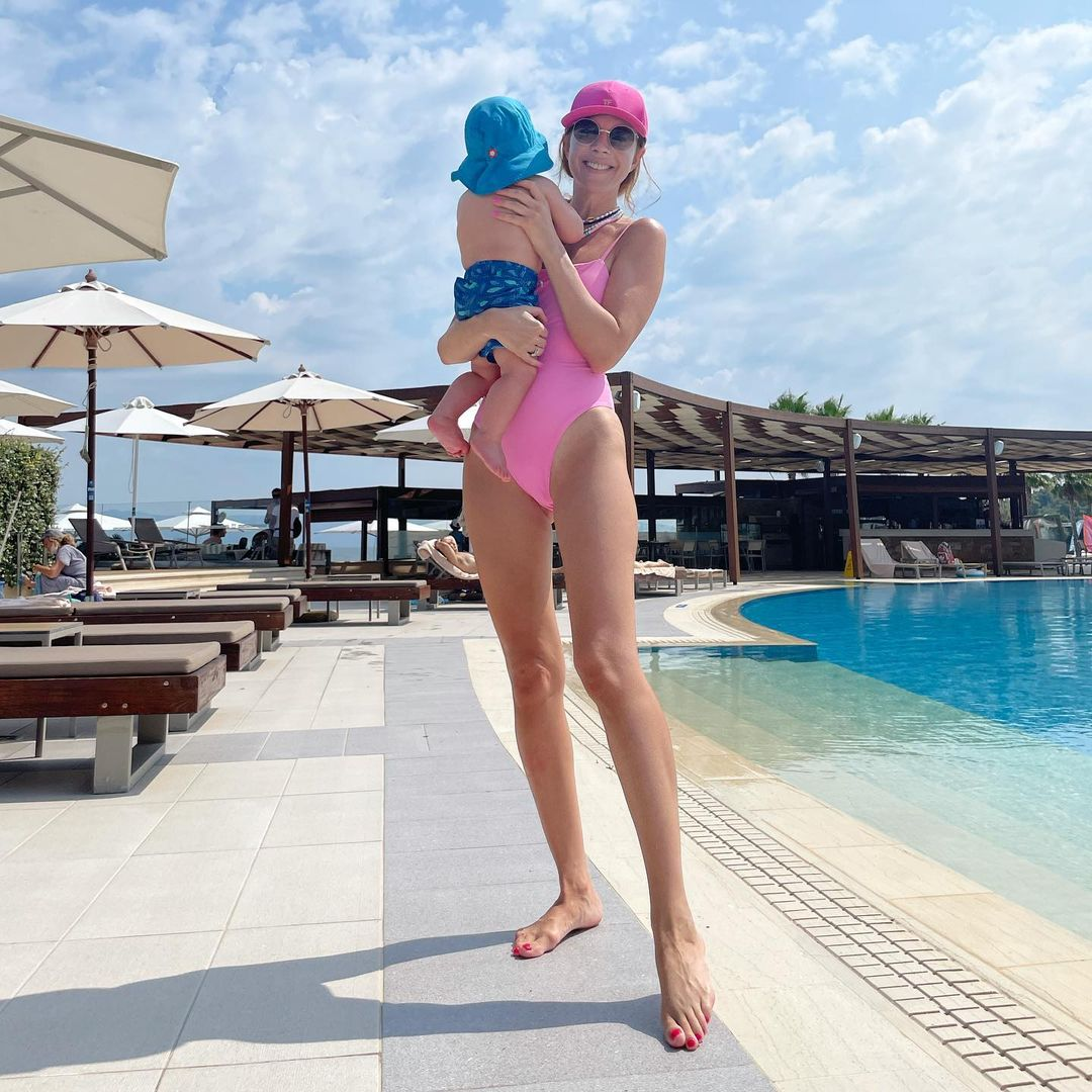 Natalia Podolskaya complained that Vladimir Presnyakov does not like changing the diaper to their son