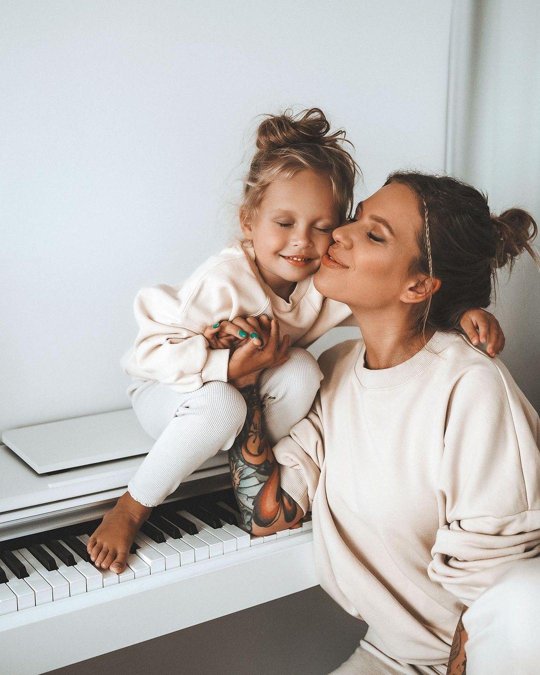 Rita Dakota spoke about the strange behavior of her daughter