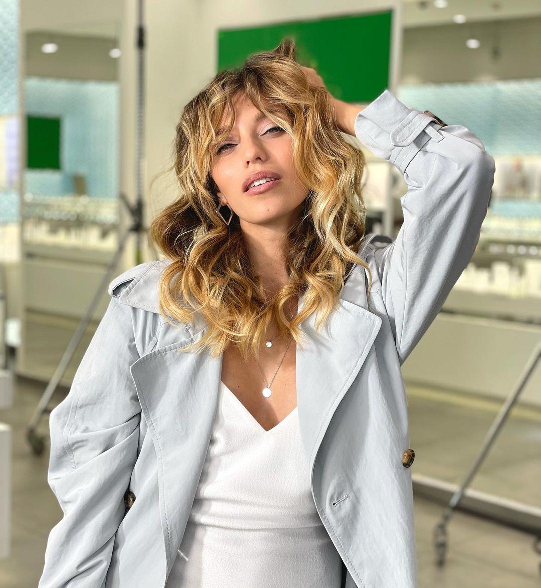 Регина Тодоренко перекрасила волосы и получила порцию критики от мужа
