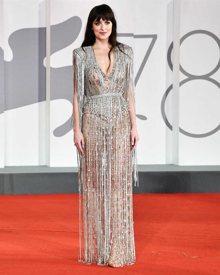 В сети обсуждают самые сексуальные платья Венецианского кинофестиваля