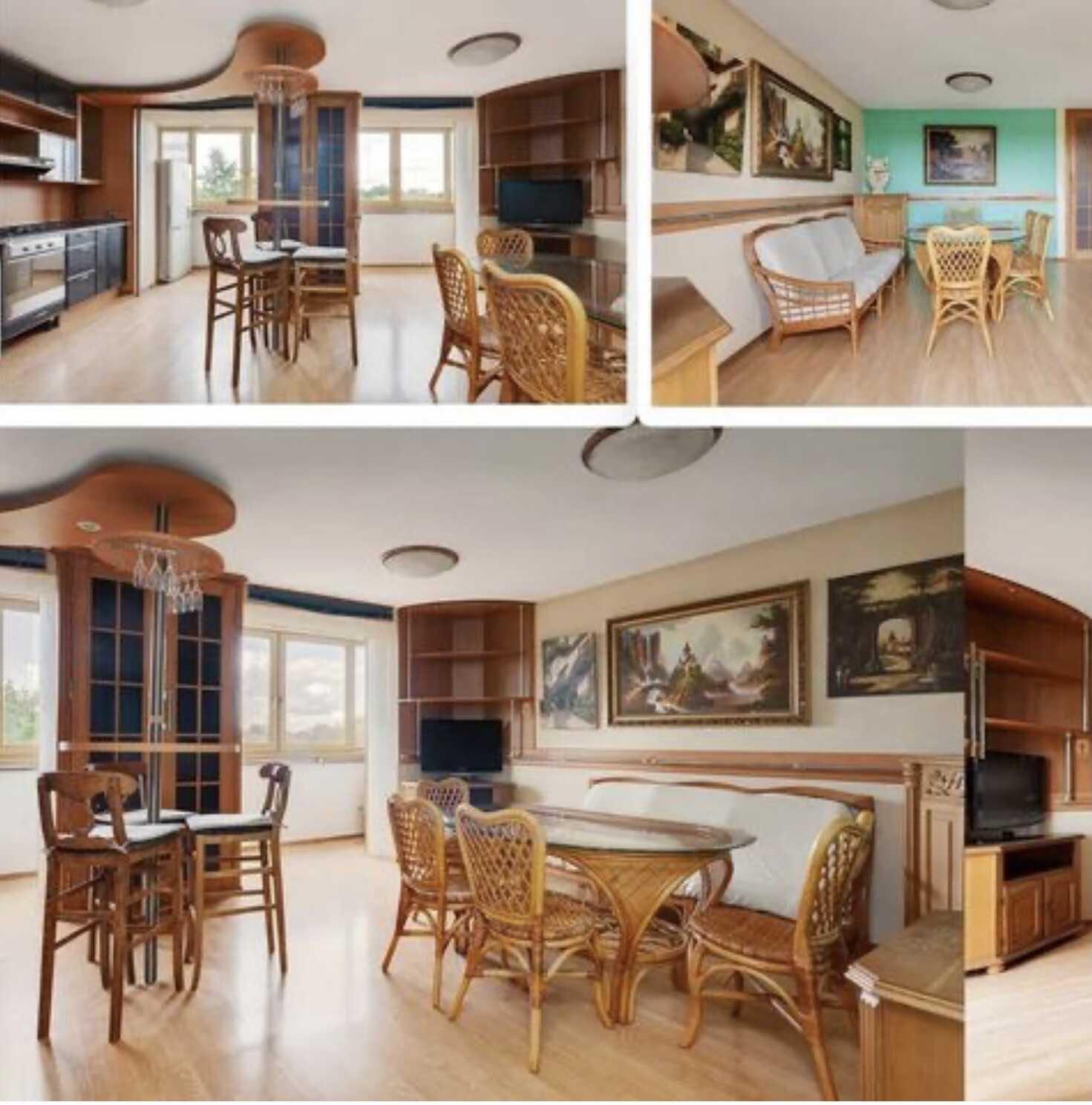 Alexander Serov urgently sells an elite apartment near the Kremlin