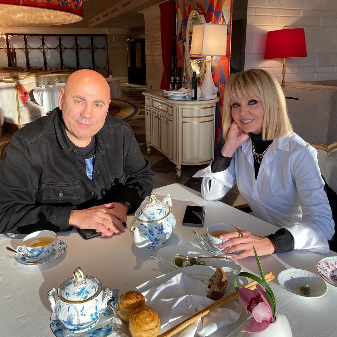 Valeria and Joseph Prigozhin decided to sell a Moscow apartment