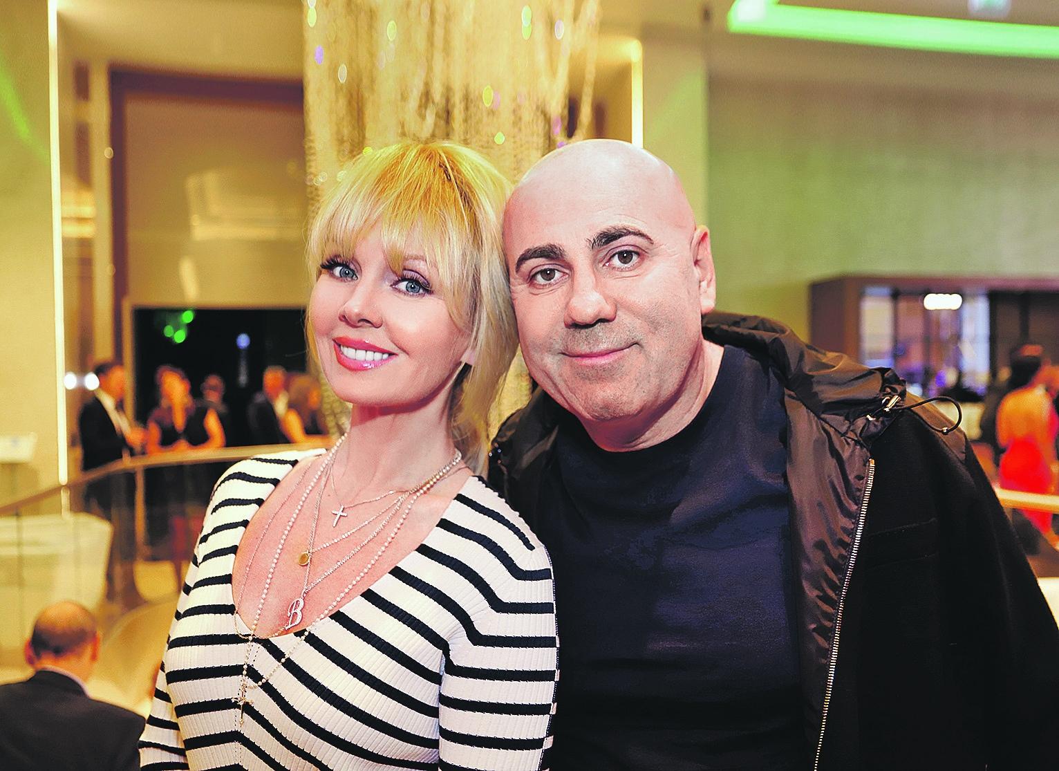 Valeria and Joseph Prigogine decided to sell a Moscow apartment