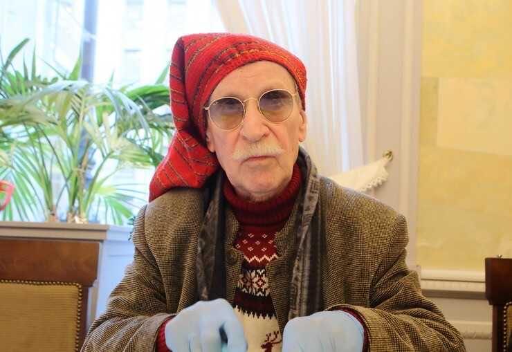 90-летний Иван Краско выписался из больницы после инсульта и завтра намерен сыграть в спектакле