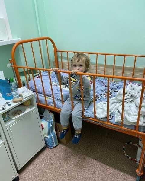 Сына Иды Галич госпитализировали после странного припадка