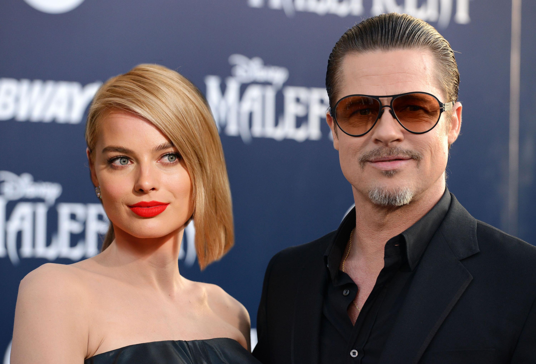 Brad Pitt had an affair with Margot Robbie