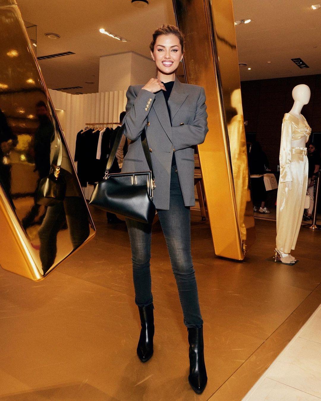 Виктория Боня украсила главную обложку эксклюзивного выпуска журнала Forbes
