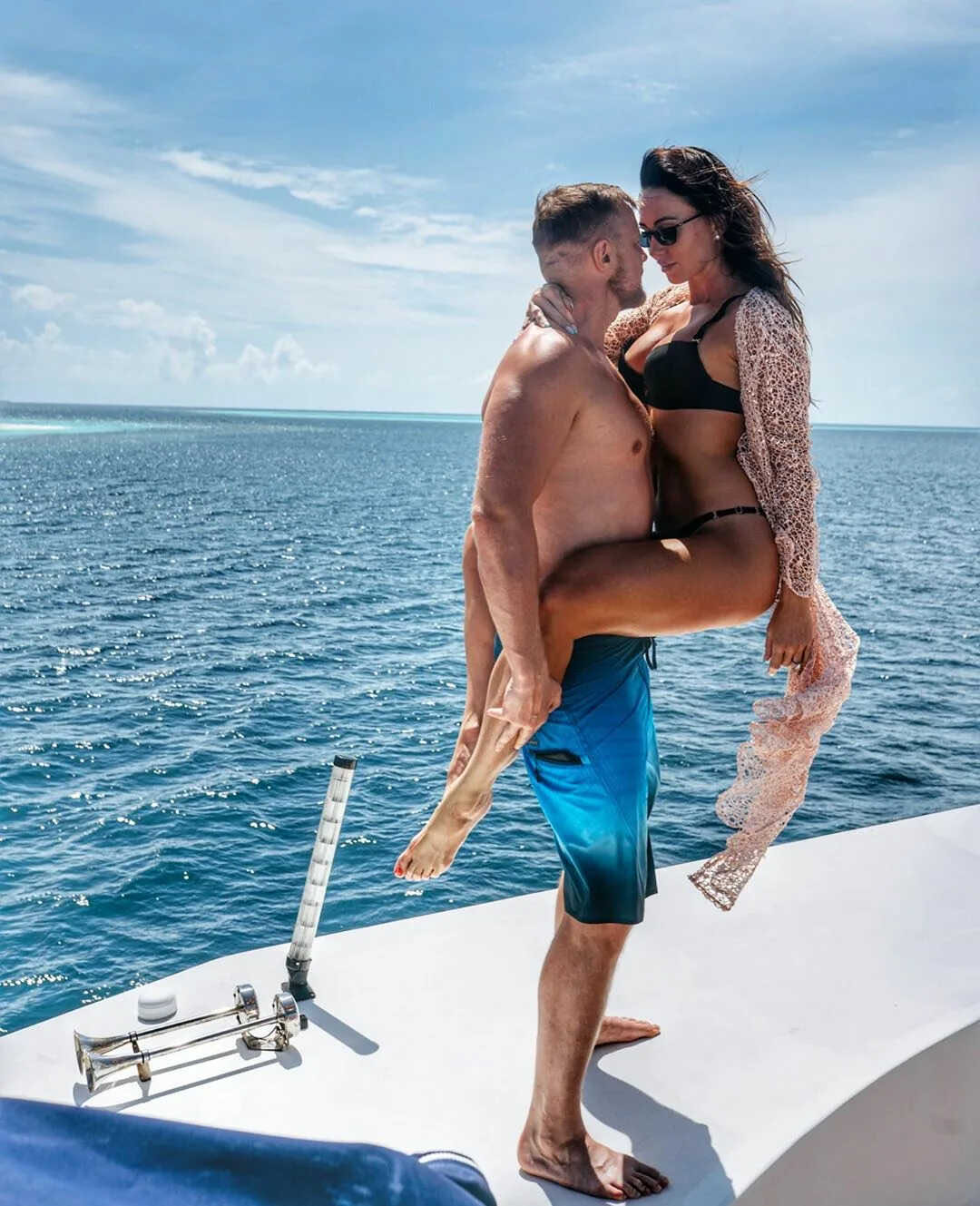Vyacheslav Malafeev's wife shared why she and the footballer decided to conclude a marriage contract
