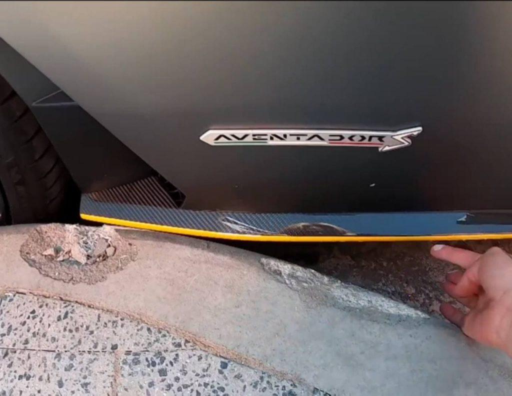 Даня Милохин разбил Lamborghini Насти Ивлеевой