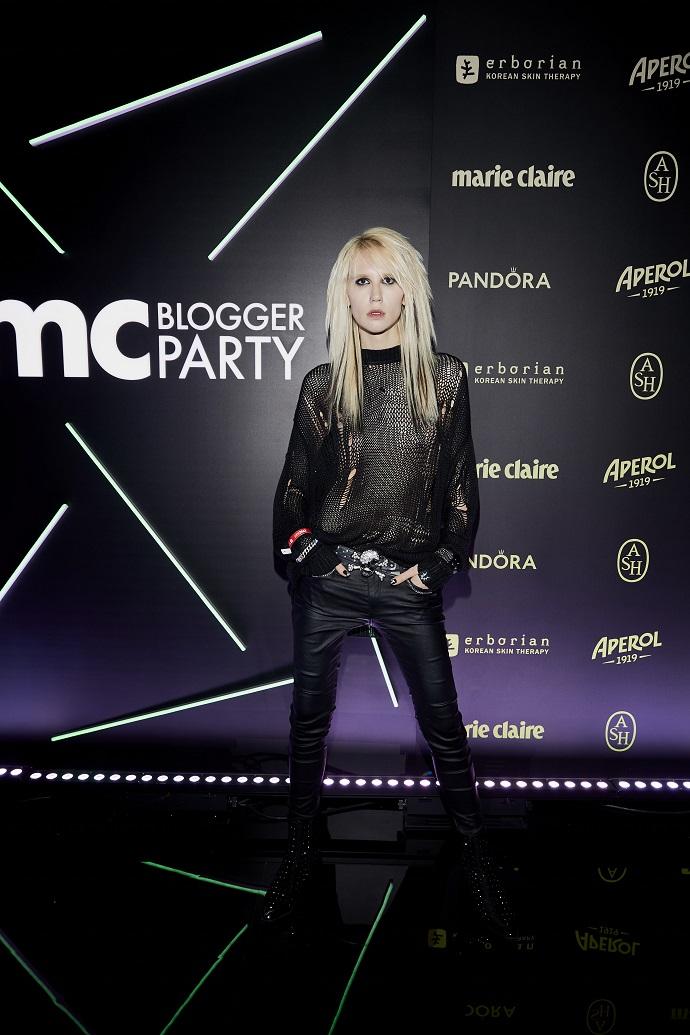 Katerina Shpitsa, Alena Vodonaeva, Alexander Tsypkin and famous bloggers met at the MC Blogger Party