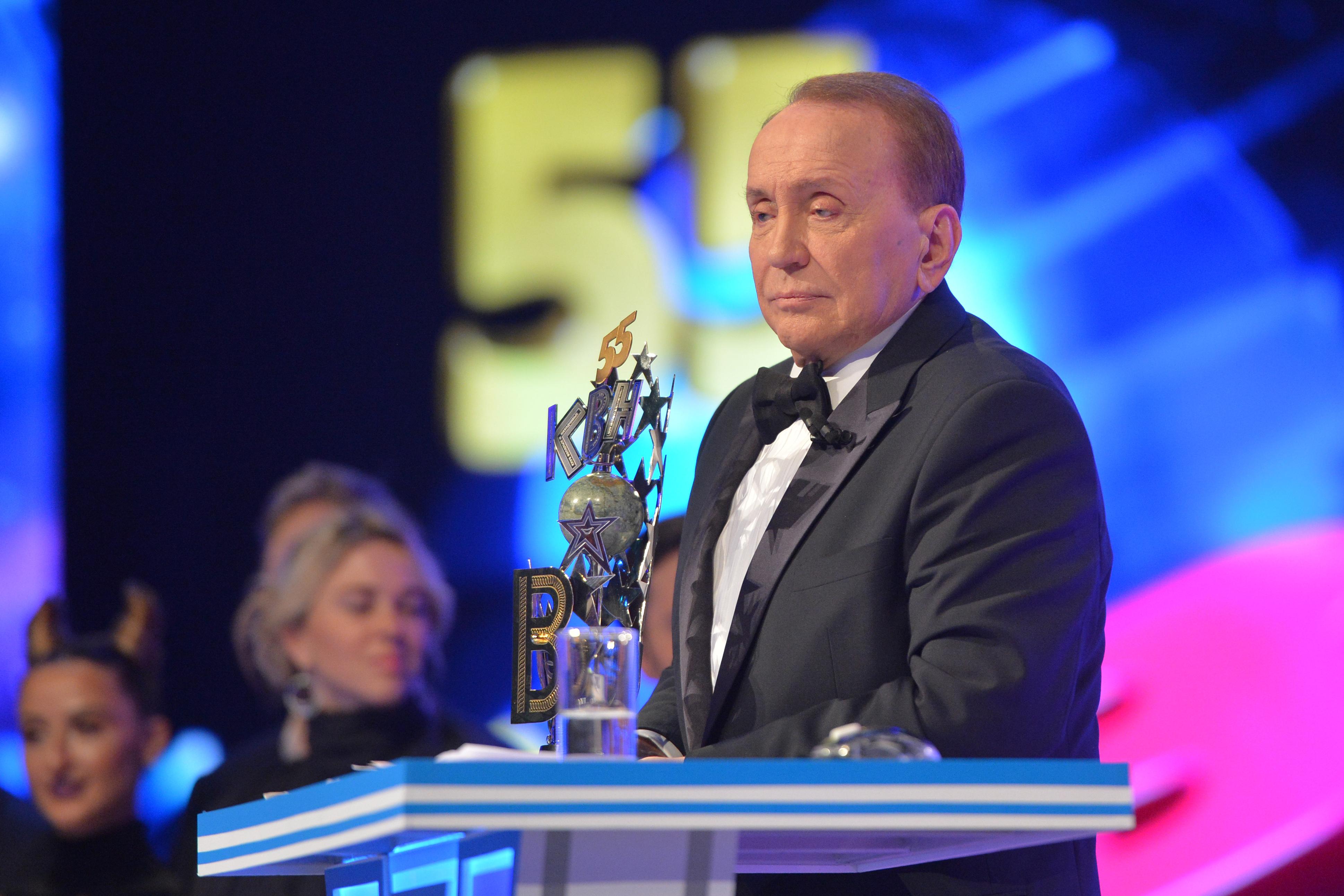 Станислав Садальский разочарован в КВН