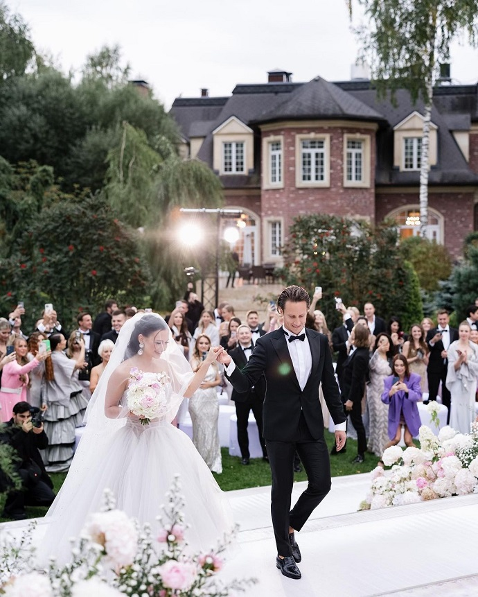Fans have calculated the cost of Nastya Pixie's wedding