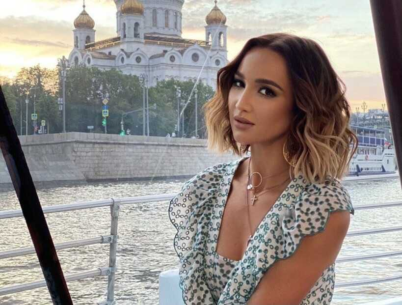 Olga Buzova enters the university, admitting that she advised her to do this.