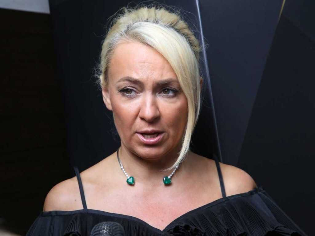 Yana Rudkovskaya was furious after the NTV channel pointed out her real age
