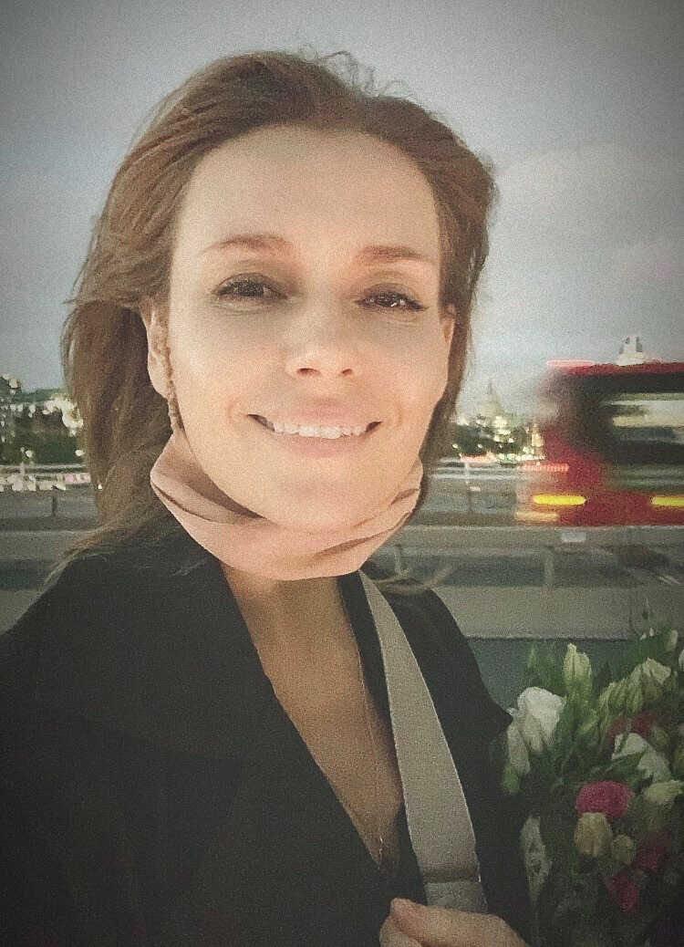 «Я очень счастлива»: Любовь Толкалина показала своего возлюбленного