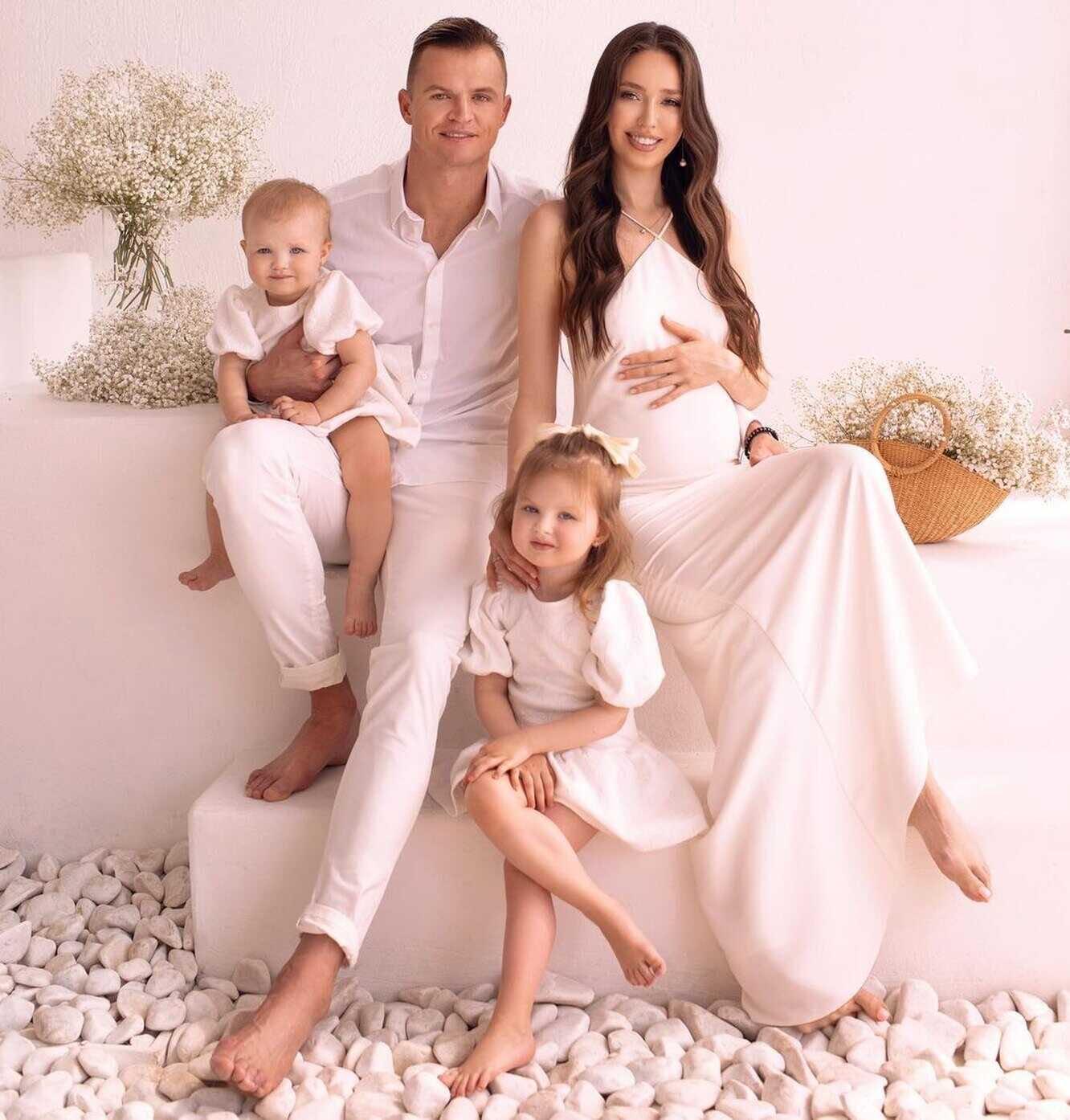 Dmitry Tarasov swore at his unborn son