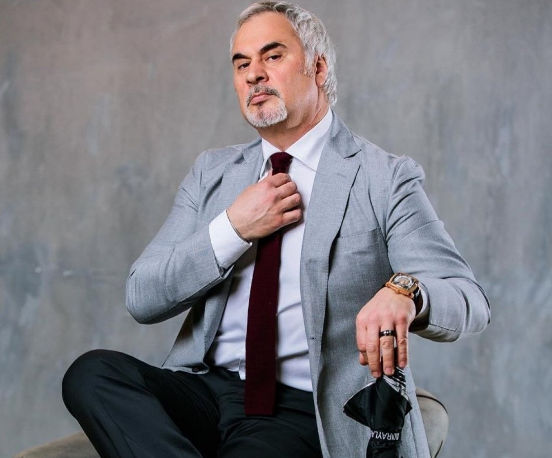 Valery Meladze does not want to perform with Morgenstern