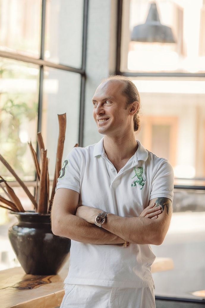 The person who has become one of the best mentors in the field of internal development and meditation Valentin Voronin spoke about the uniqueness of his school
