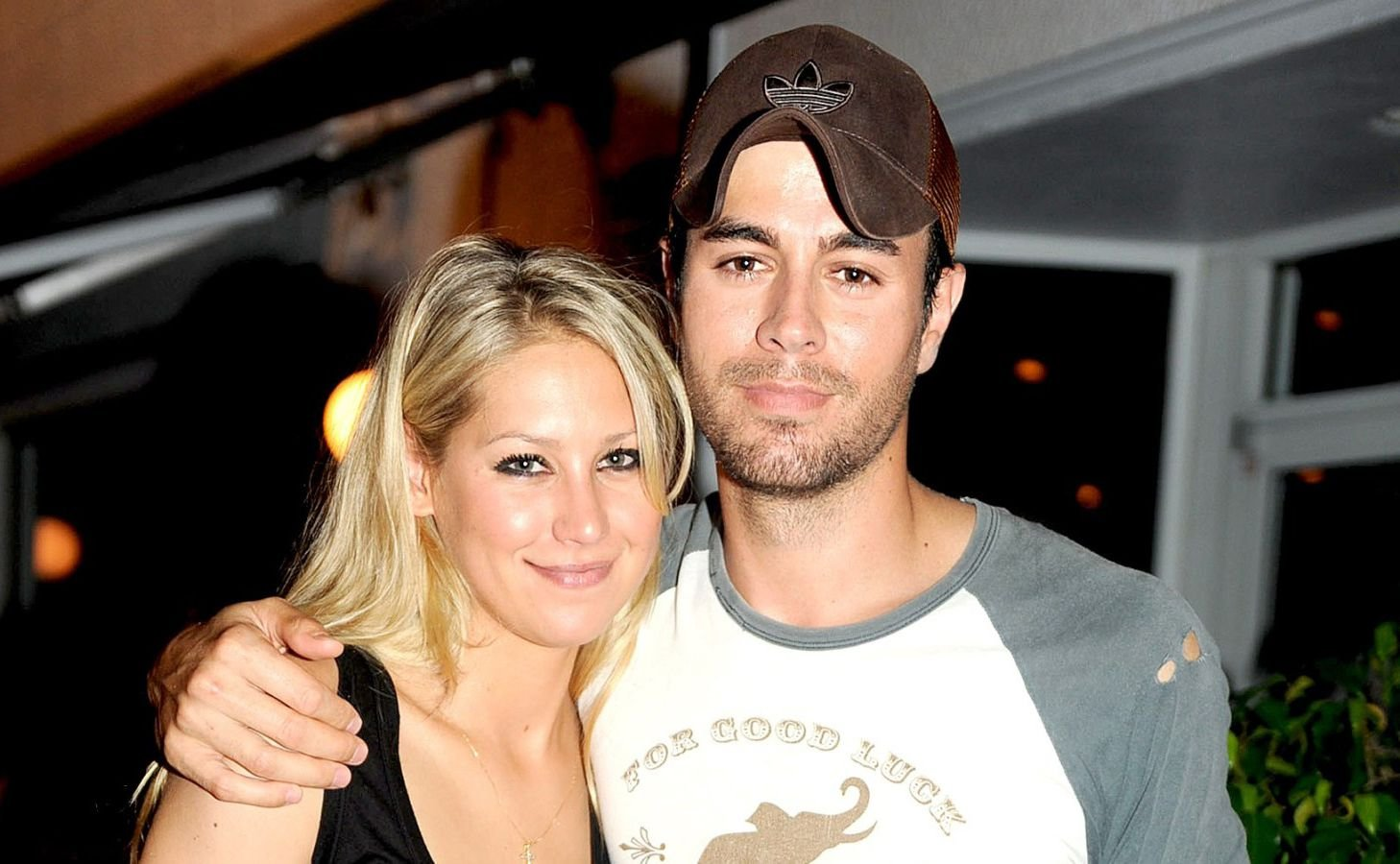 The daughter of Enrique Iglesias and Anna Kournikova danced incendiaryly to the new song of dad