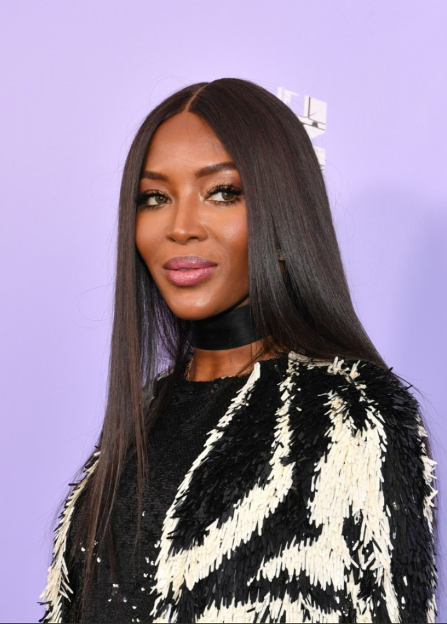 Naomi Campbell first spoke about her daughter
