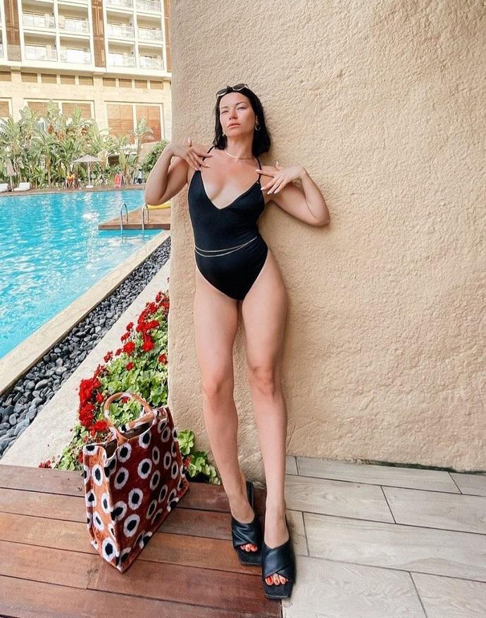 После развода у Иды Галич неожиданно непропорционально выросли ноги
