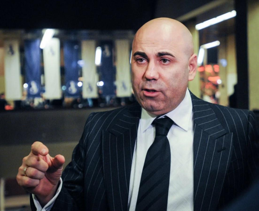 Иосиф Пригожин тоже решил высказаться о российском шоу-бизнесе