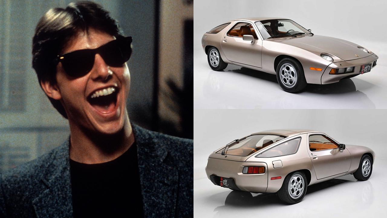 Автомобиль Тома Круза продали за космическую сумму