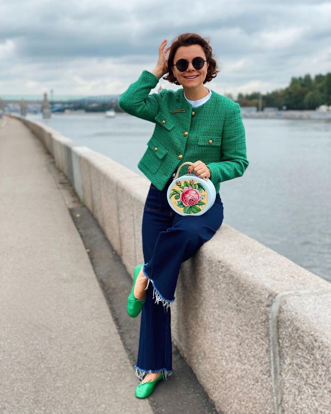 Tatyana Brukhunova discussed a comparison of her appearance with Elizaveta Boyarskaya