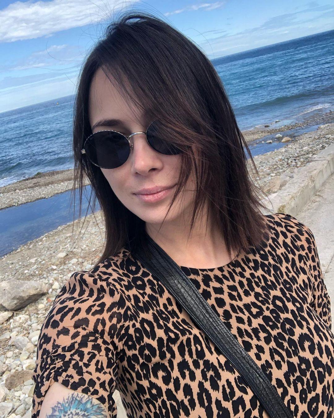 Настасья Самбурская высказалась об использовании фотошопа в своих снимках