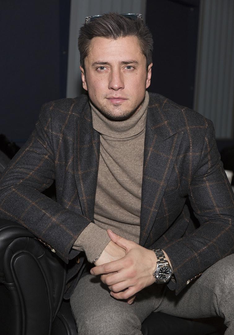 Павел Прилучный снимается в новом проекте Сарика Андреасяна