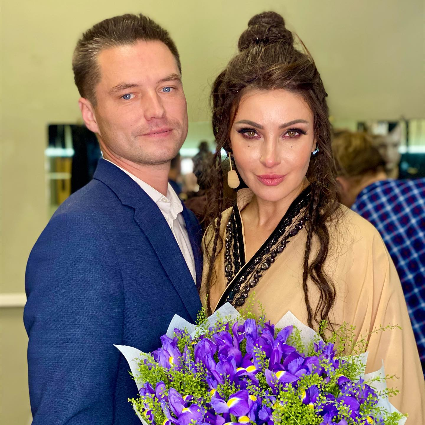 The financiers warned Anastasia Makeeva that she would have big problems due to the financial untidiness of her husband-builder
