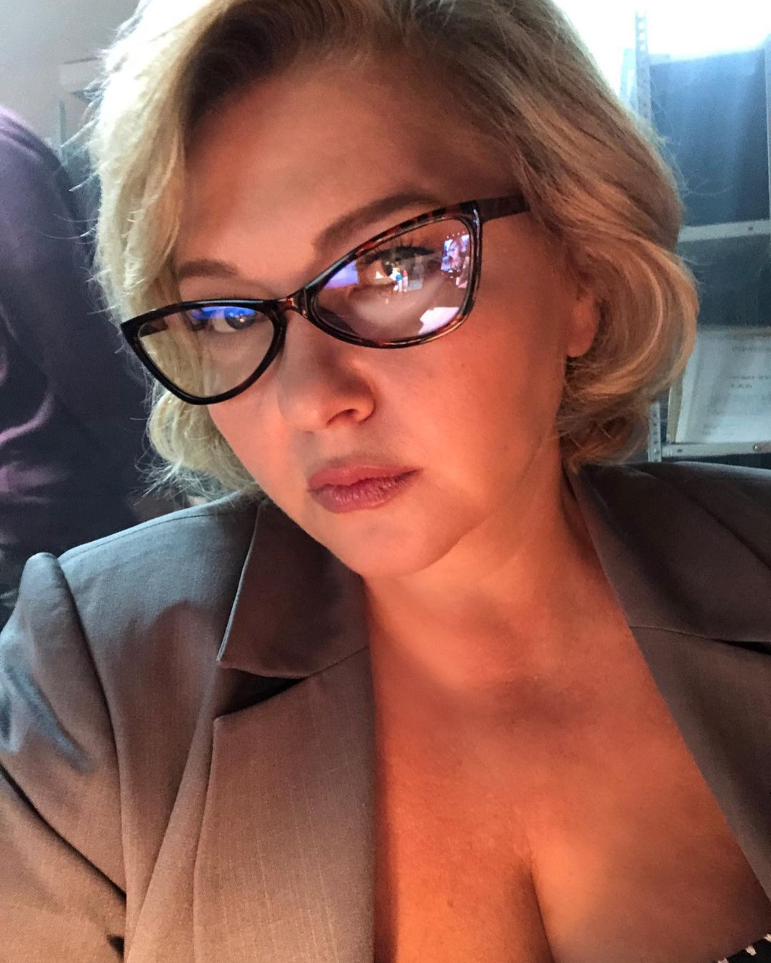 Marina Gaizidorskaya announced that the former stole an egg from her