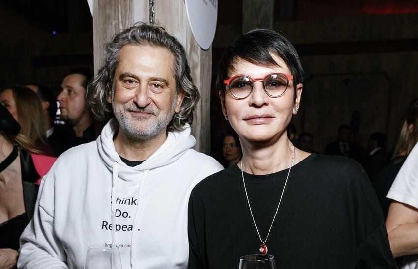 Alla Pugacheva supported the widowed Irina Khakamada