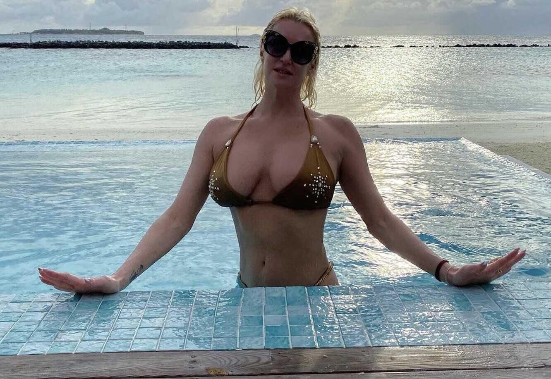 «Был яркий частый секс»: Анастасия Волочкова рассказала об очередном новом избраннике