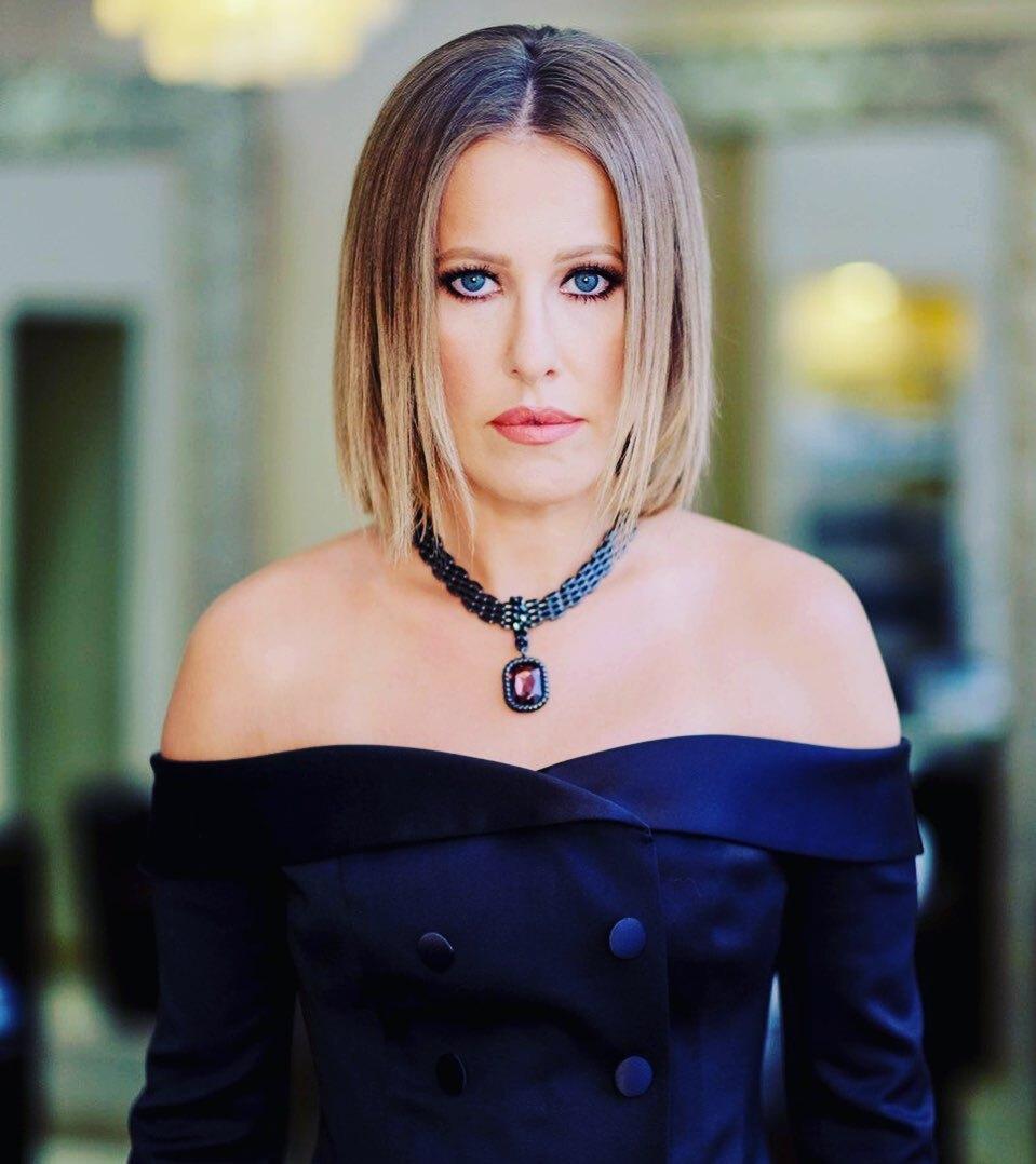 Ksenia Sobchak ridiculed Victoria Bonya, who was vaccinated against coronavirus