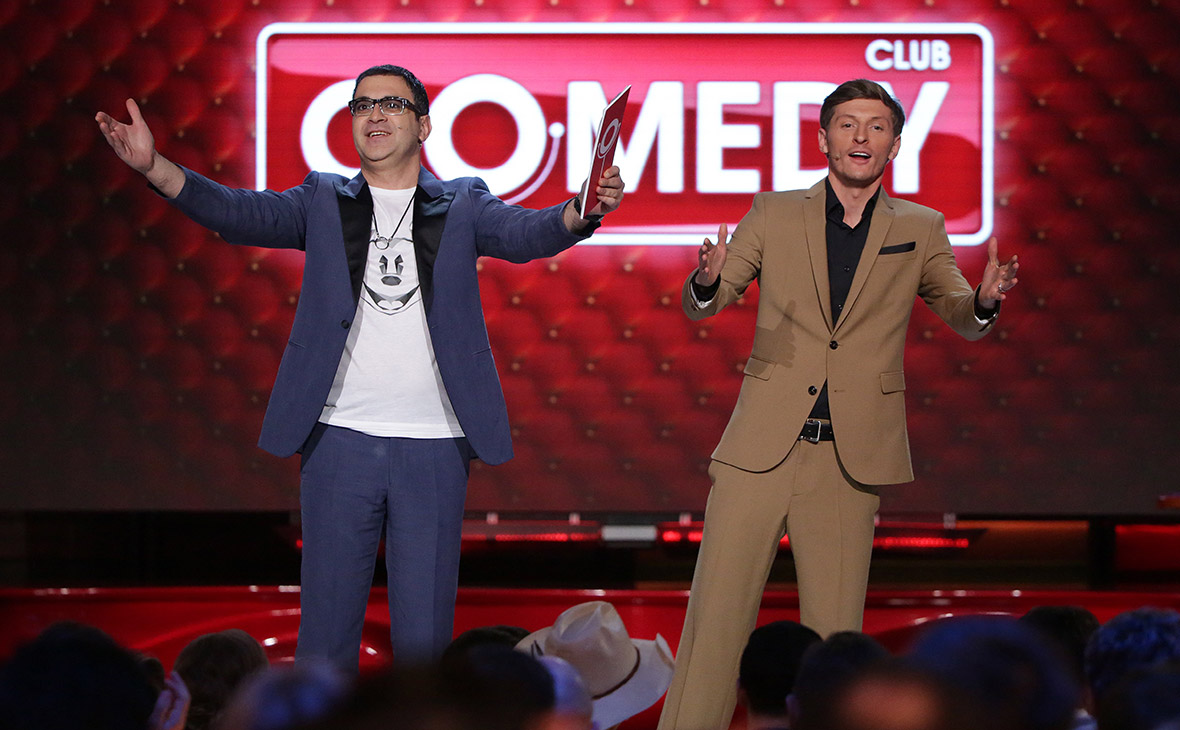 Pavel Volya and Garik Martirosyan let out how much they get in the Comedy Club show