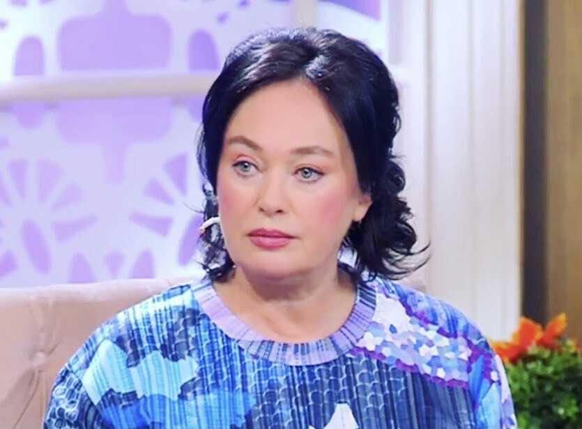 «С каждым днём ухудшается»: близкие Ларисы Гузеевой поделились информацией о её состоянии