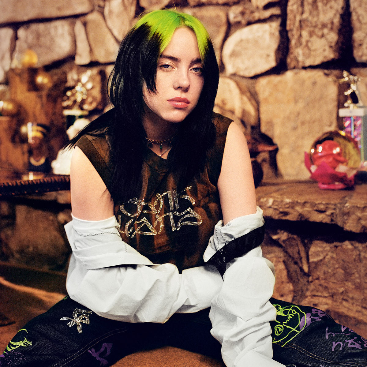 Billie Eilish publicly curses over the ban on abortion in Texas