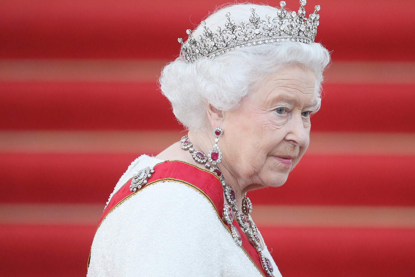 Queen Elizabeth II spoke out about him in public for the first time since the death of Prince Philip