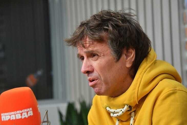 Otar Kushanashvili commented on the strange behavior of Andrei Gubin