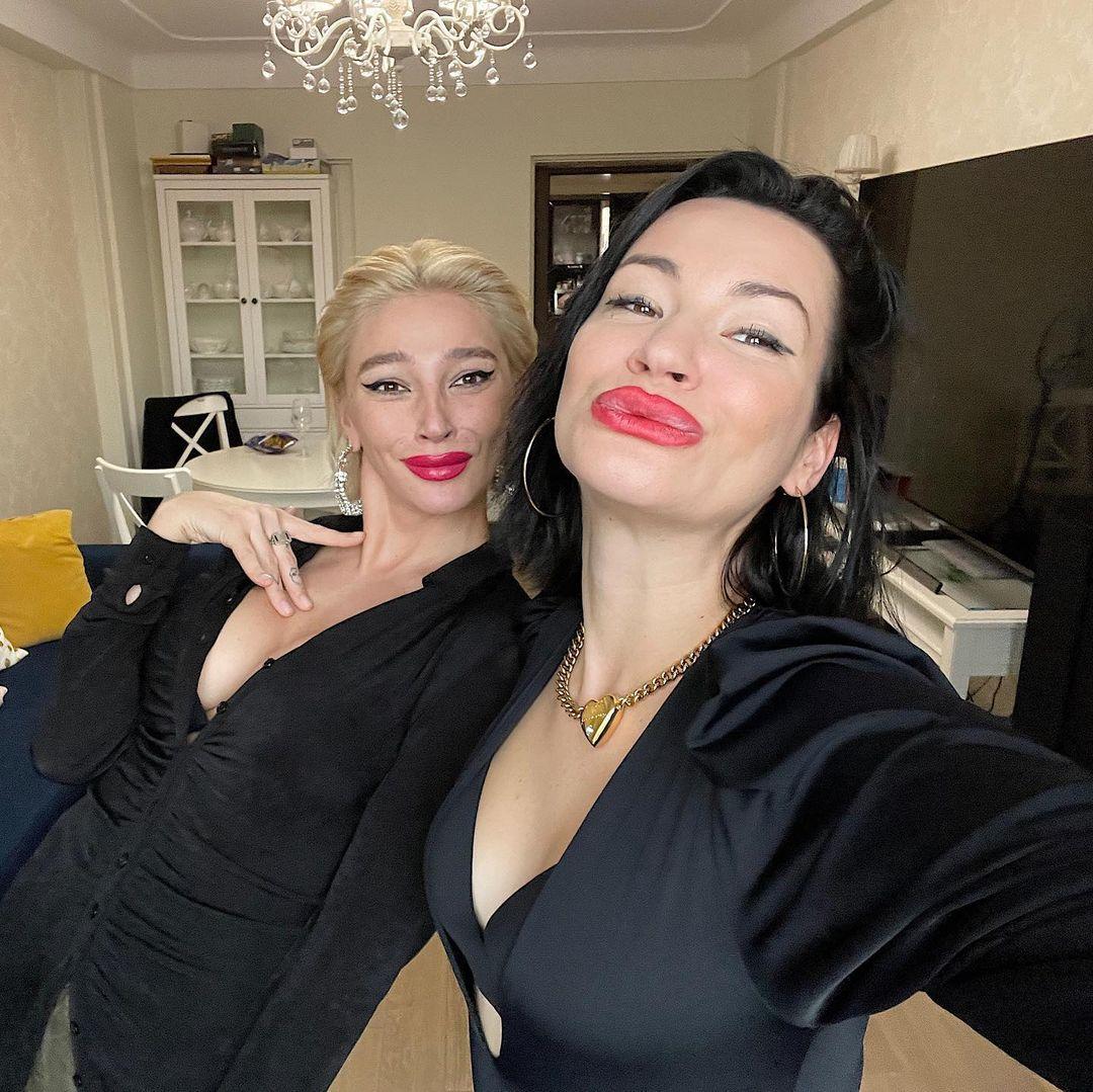 Настя Ивлеева и Ида Галич устроили праздник в честь собственных разводов