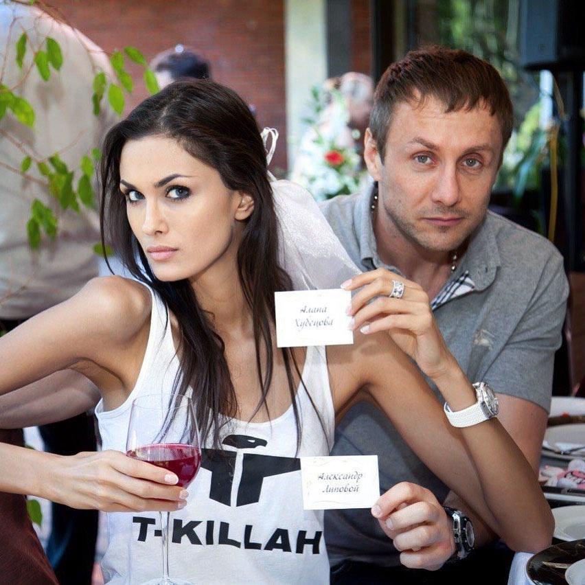 Александр Липовой дал понять, что они с Аланой Мамаевой снова вместе