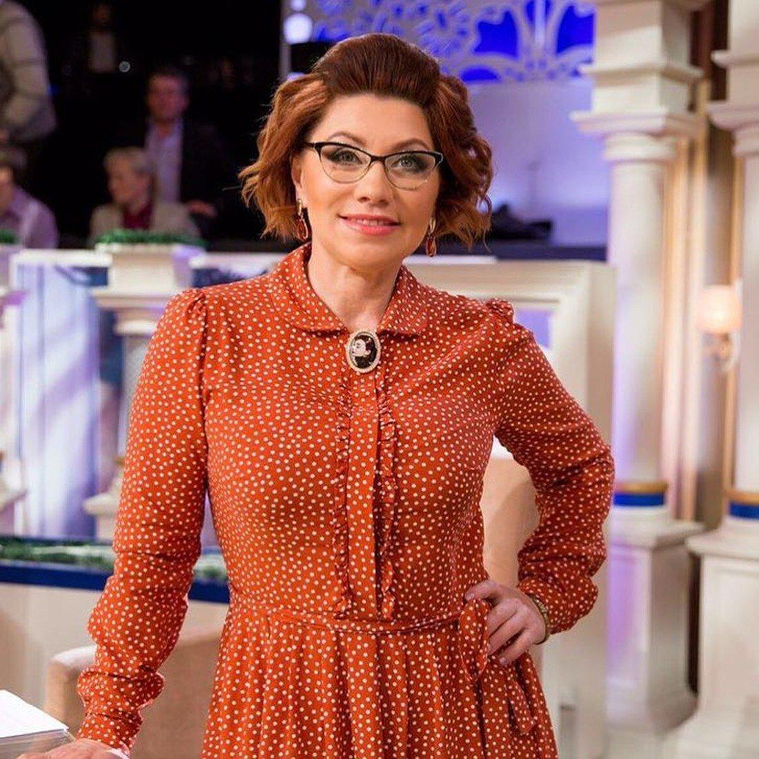 Roza Syabitova came to the show