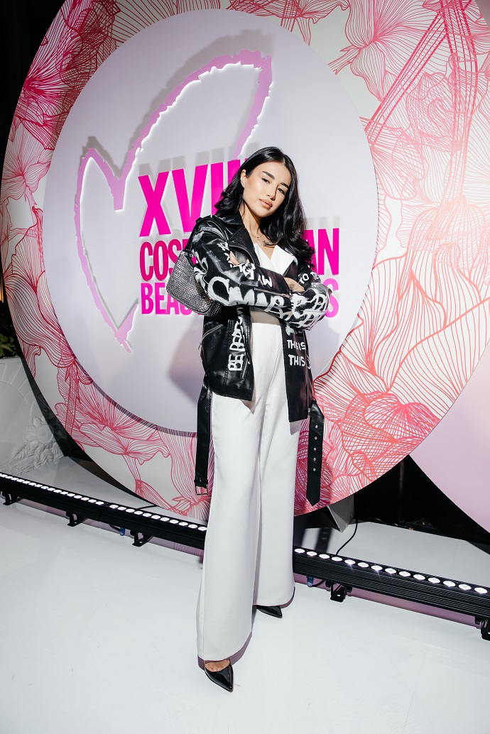Vera Brezhneva started fashionably, and Katrin Bark became the most beautiful heroine of the video: who else attended the Cosmopolitan Beauty Awards