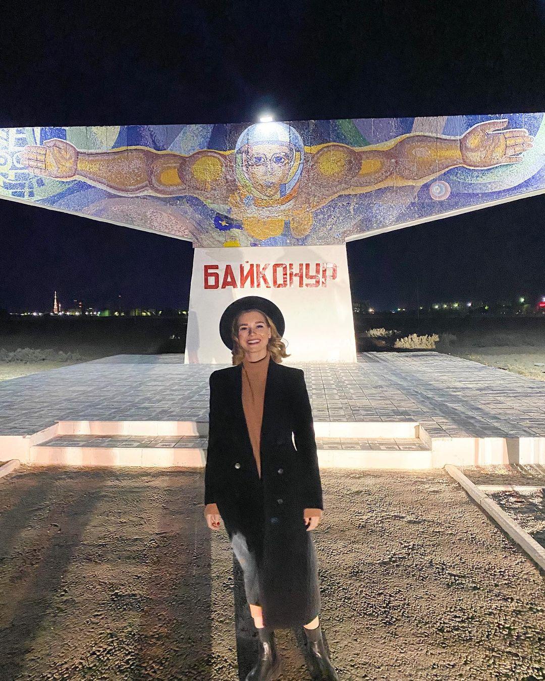 Кристина Асмус поделилась впечатлениями от запуска в космос Юлии Пересильд и Клима Шипенко